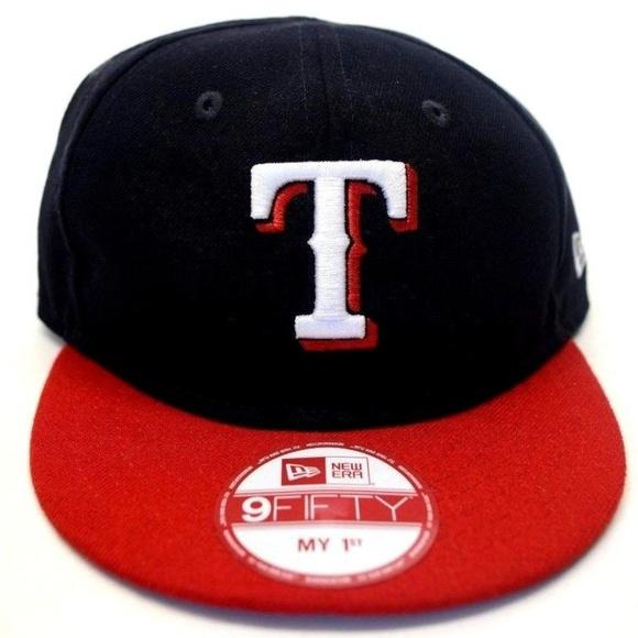 sneakers for cheap db446 f765c Men s New Era Texas Rangers My 1st 9Fifty Cap. NWT. New Era.  M 5aff1694daa8f68b5eeed35e. M 5aff16943800c51410b5fcf3.  M 5aff1694a6e3eaeb05b85c62